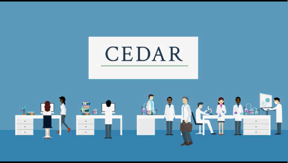CEDAR eases the burden of metadata authoring